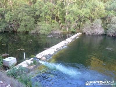 Meandros Río Lozoya-Pontón de la Oliva;actividad vespertina; camino primitivo;san mamés; puente o